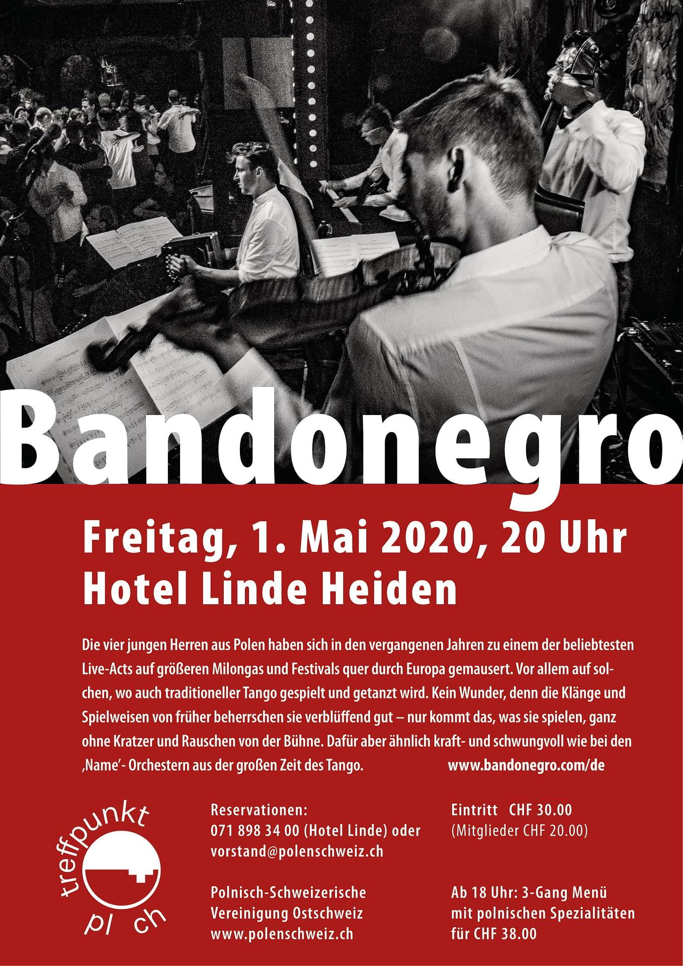 Bandonegro Quartet