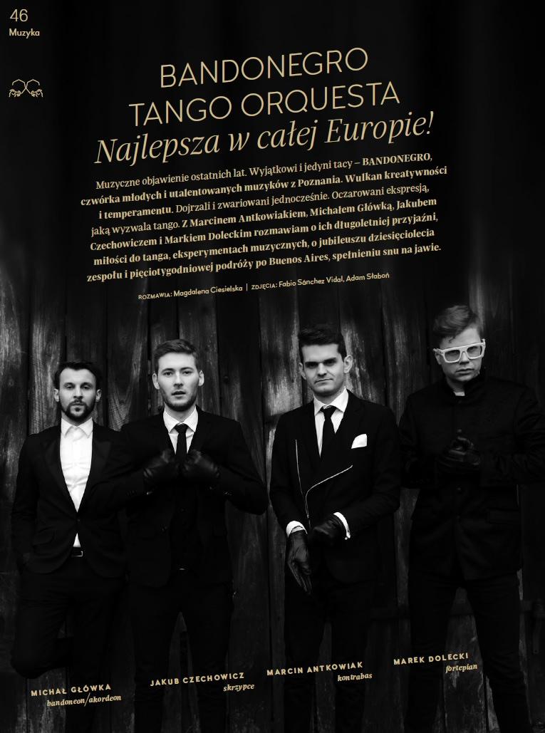 Interview in Poznan Prestige!