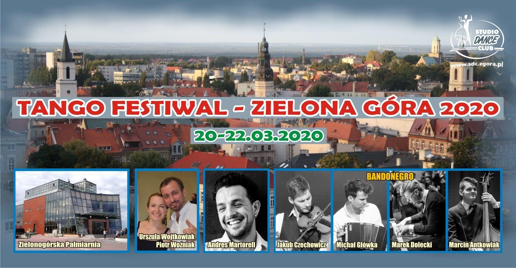 Festival Tango Zielona Gora