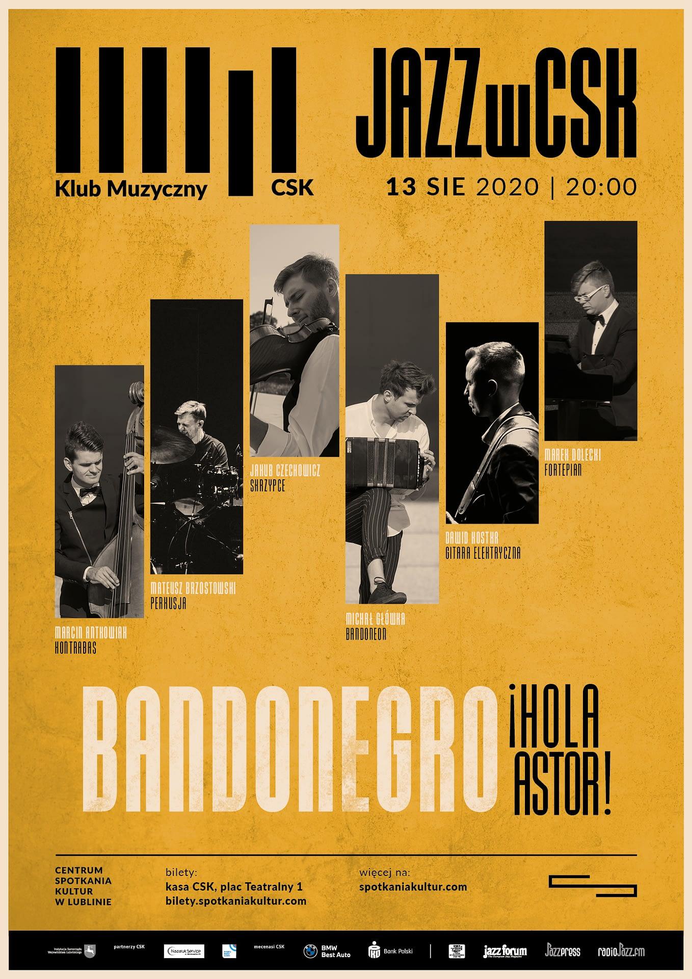 Jazz w CSK: Bandonegro
