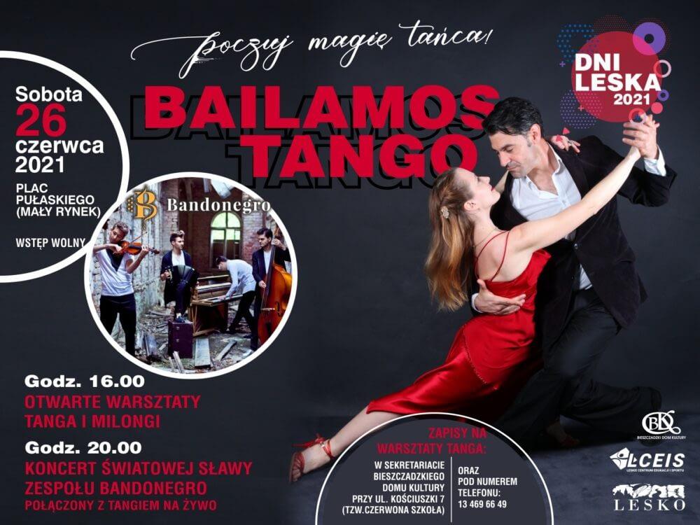 Lesko Fest – Bailamos Tango