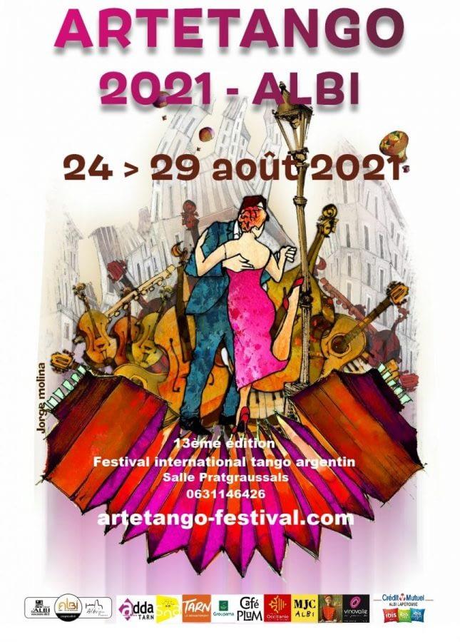 Arte Tango Festival Albi