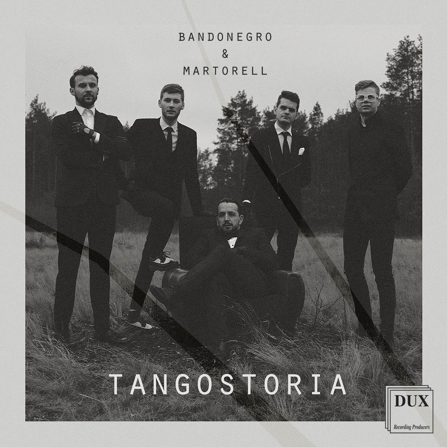 Neues Album TANGOSTORIA