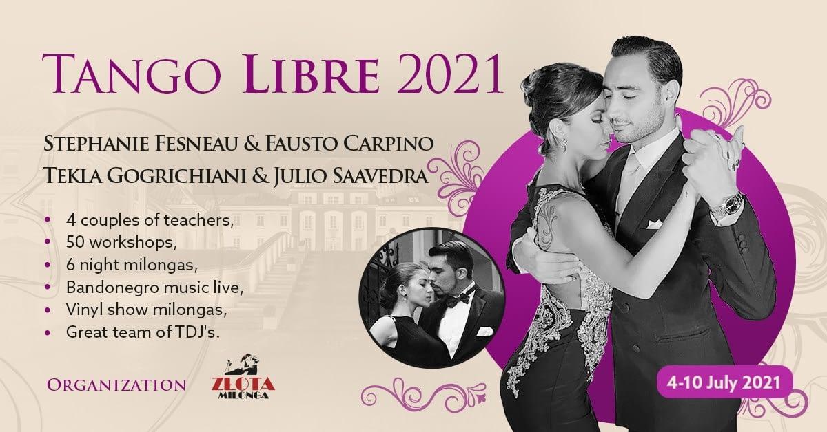 Tango Libre 2021