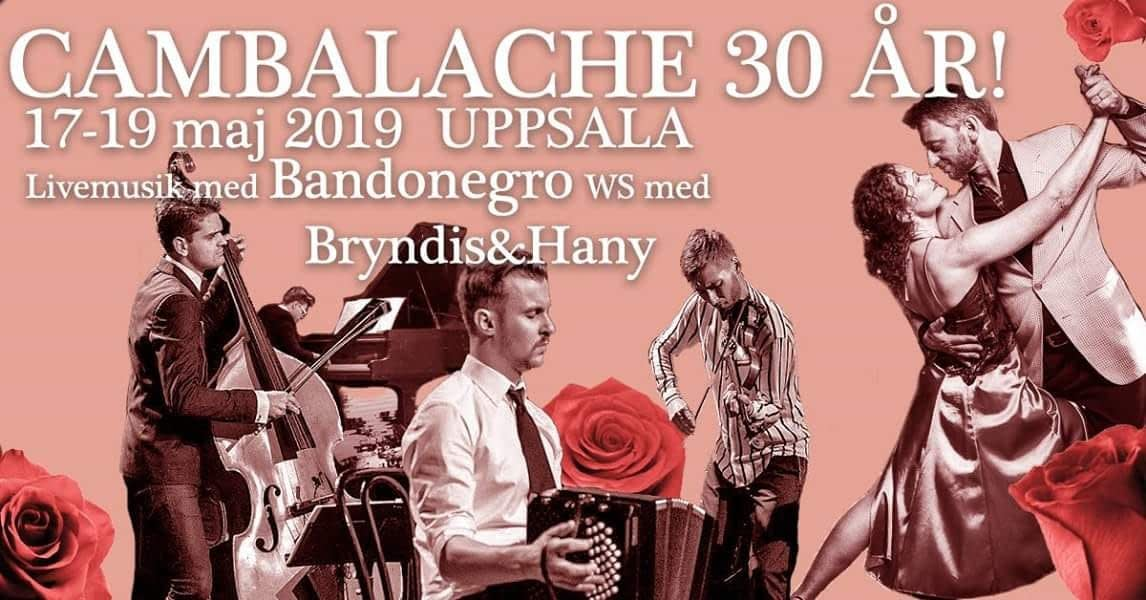 Tangoball Uppsala