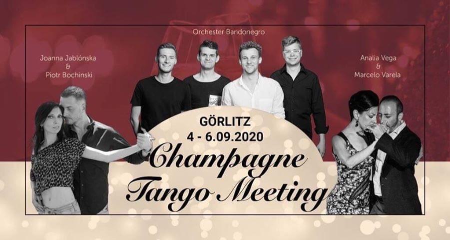 Champagnetango Meeting